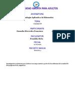 Tarea IV Tecnologia Aplicada a La Educacion Damelia Mercedes
