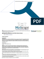 Glimepiride Patient Handout