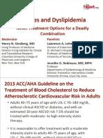 Diabetes and Dyslipidemia