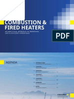 Fired Heater and Combustion