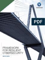 White Paper Framework Cybersecurity