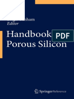 Leigh Canham (Eds.)-Handbook of Porous Silicon-Springer International Publishing (2014)