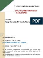 DECURSO PRESCRIPTORIO - 1
