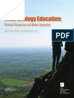 Field Geology Education_ Historical Perspectives and Modern Approaches_Whitmeyer, Mogk & Pyle (2009).pdf