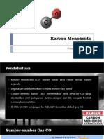 Carbon Monoksida