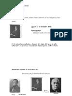 Breve Historia Naturapatia recopilado por Malcon Alvarado