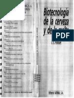 Text -Biotecnologia de La Cerveza y de La Malta - Hough
