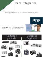 Camara Digital y Su Explicacion