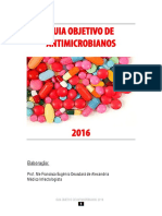 Guia Objetivo de Antimicrobianos 2016