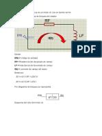 Función de Transferencia de Un Motor Dc Con Un Tornillo Sin Fin