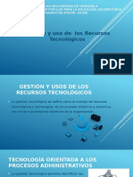 Gestion y Recursos Informatico