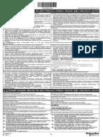 Hoja221 Manual Schneider