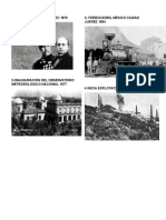 Linea Tiempo 1882-1898