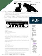 Ravens N' Pennies_ Boil and Bubble_ Incantation Magic - Skulls and Masks