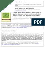 cupresus macrocarpa flavonoids
