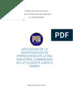 Investigacion de Operaciones II - Copia