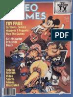 Video Games Volume 1 Number 08 1983-05 Pumpkin Press US