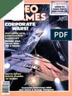 Video Games Volume 1 Number 03 1982-12 Pumpkin Press US
