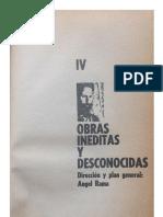 Prólogo Ángel Rama a Horacio Quiroga