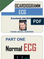 ELECTROCARDIOGRAMM - ECG INTERPRETATION