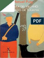 Puig - La Cara Del Villano - Recuerdo de Tijuana