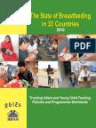 WBTi State 33 Countries 2010