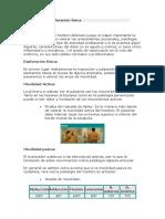 Anamnesis y exploración fÃ-sica