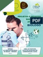 Projetos e Desafios Do Biologo