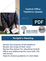 Holyoke school offices presentation: