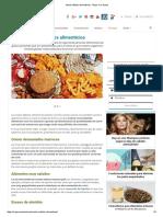 Malos Hábitos Alimenticios - Mejor Con Salud