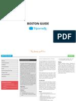 Tripomatic Free City Guide Boston