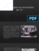 EXPOSICION-Tecnologías en Escenarios de TV
