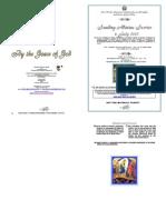 Tone _5_ Plagal 1 - 4 July - 6 AP - 6 Matt - Paralytic & Friends