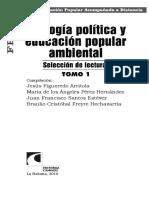 Ecologia Politica y Educacion Popular Ambiental. Selección de Lecturas. Tomo 1