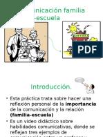 4. Comunicación Familia-escuela