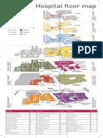 New Bendigo Hospital map