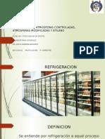 Refrigeración Atmosferas Controladas y Modificadas Alfonso Fraga