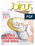 FOKUS - Edisi September 2016