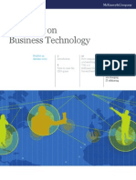 McKinsey on Business Technology 2009Q3