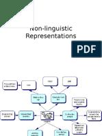 Non Linguistic Representations