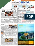 02-11-2015 - The Hindu - Shashi Thakur
