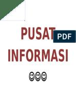 Pusat Informasi Puskes Ibuh
