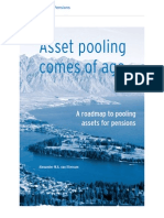 "New AEGON Global Pensions white paper ""Asset pooling comes of age"""
