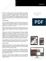 KONDIMENT - A Case Study in Tourism Sani Resort