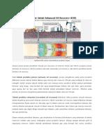 Aplikasi Injeksi Polimer Untuk Enhanced Oil Recovery Eor