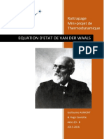 Mp van der waals