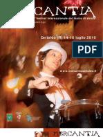 programma Mercantia2010