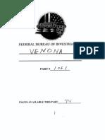 FBI Venona