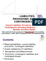 Liablities provision and contingences suger factory.ppt