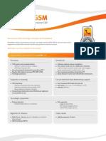 Techsheet Sheet - PrivateGSM CSD